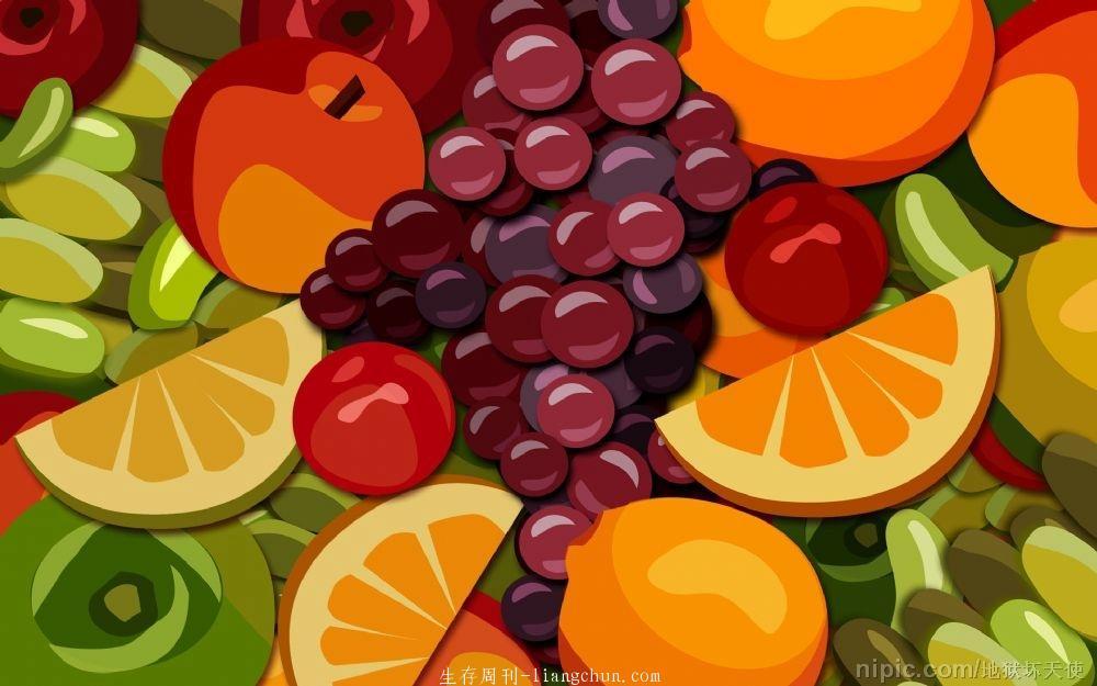 什么水果不宜多吃-水果的食性