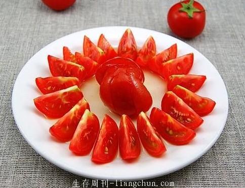 夏季糖拌西红柿不适合每个人